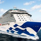 Das vierte Schiff der Royal-Class von Princess Cruises wird Sky Princess heißen und am 20. Oktober 2019 von Athen (Piräus) aus zu seiner Jungfernfahrt durchs Mittelmeer starten.