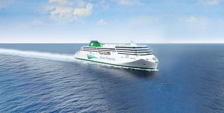 """Die irische Fährgesellschaft Irish Ferries bietet im nächsten Sommer täglich eine neue Fähre ab Frankreich an. Wer Irland mit seinem eigenen Auto, Wohnmobil oder Motorrad entdecken will, kann jeden Abend ab Frankreich auf die grüne Insel fahren. Mit Auslieferung ihres neuen Schiffes """"W.B. YEATS"""" bietet Irish Ferries im täglichen Wechsel mit dem bisherigen Schiff """"OSCAR WILDE"""" Abfahrten von den französischen Häfen Cherbourg oder Roscoff nach Dublin oder nach Rosslare und in Gegenrichtung an."""