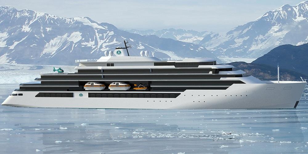 Auf der ehemaligen Volkswerft in Stralsund hat der Bau eines Kreuzfahrtschiffes der Luxusklasse begonnen. Die Crystal Endeavor soll im nächsten Jahr ausgeliefert werden. Auftraggeber ist die Reederei Crystal Cruises