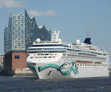 Ab Hamburg geht es in die Norwegischen Fjorde  © Norwegian Cruise Line
