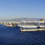 Ab Februar wird jetzt ein direkter Bahnverkehr zwischen Athens internationalem Flughafen in Spata und Griechenlands größtem Hafen Piräus in Betrieb genommen.