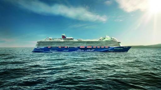 Am 11. Mai wird die neue Mein Schiff 1 von TUI Cruises im Rahmen des 829. Hafengeburtstages getauft. Vorher gibt es für alle Fans die Möglichkeit, das erste Kreuzfahrtschiff der neuen Schiffsgeneration zu testen. Vom 29. April bis 4. Mai fährt die neue Mein Schiff 1 von/bis Kiel über Oslo, Göteborg und Kopenhagen.