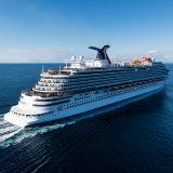 Die sich derzeit im Bau befindende Carnival Panorama, drittes Schiff der neuen Vista-Klasse, wird nach Indienststellung Ende 2019 entlang der amerikanischen Westküste zum Einsatz kommen.