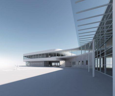 Kiel bekommt ein weiteres Kreuzfahrtterminal: Am Kieler Osteekai entsteht ein zweites Abfertigungsgebäude. Baubeginn ist für den August dieses Jahres vorgesehen. Die Fertigstellung und Inbetriebnahme erfolgt im kommenden Frühjahr zu Beginn der Saison 2019. Insgesamt investiert der PORT OF KIEL rund 7,5 Mio. Euro