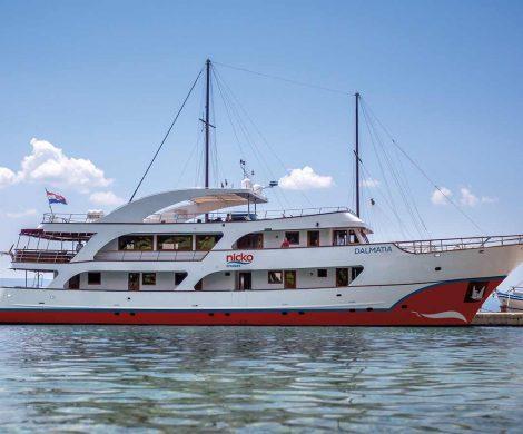 Aufgrund steigender Nachfrage wird der Flussreisenveranstalter nicko tours für 2019 in Kroatien die Kapazitäten nochmals ausbauen und im Vergleich zu 2018 mehr als verdoppeln: Zusätzlich zur MS Dalmatia bietet der Neuzugang im Yachtstil, MS Maliante, des Schiffstyps nicko classic Platz für 36 Passagiere.