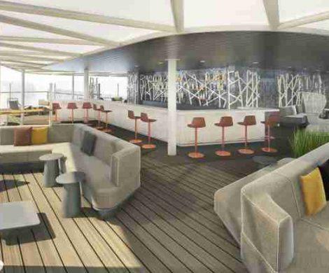 In wenigen Wochen sticht die neue Mein Schiff 1 von TUI Cruises zu ihren ersten Reisen in See. Am 11. Mai 2018 wird das Schiff auf dem 829. Hamburger Hafengeburtstages getauft. Für den Neubau wurden einige renommierte Kooperationspartner gewonnen und außerdem extra ein eigenes Eis kreiert.