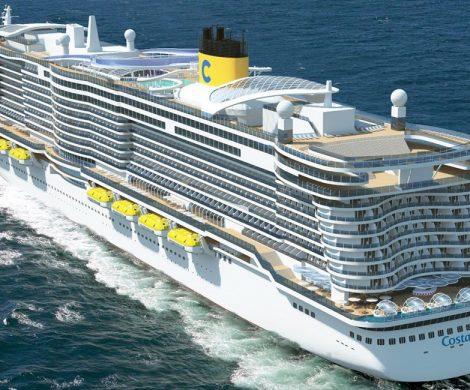 Ab sofort sind Tickets für die Jungfernfahrt des neuesten Schiffs von Costa Kreuzfahrten, der Costa Venezia, buchbar. Die Premierenfahrt ist außergewöhnlich lang und führt in 53 Tagen von Triest ins japanische Yokohama.