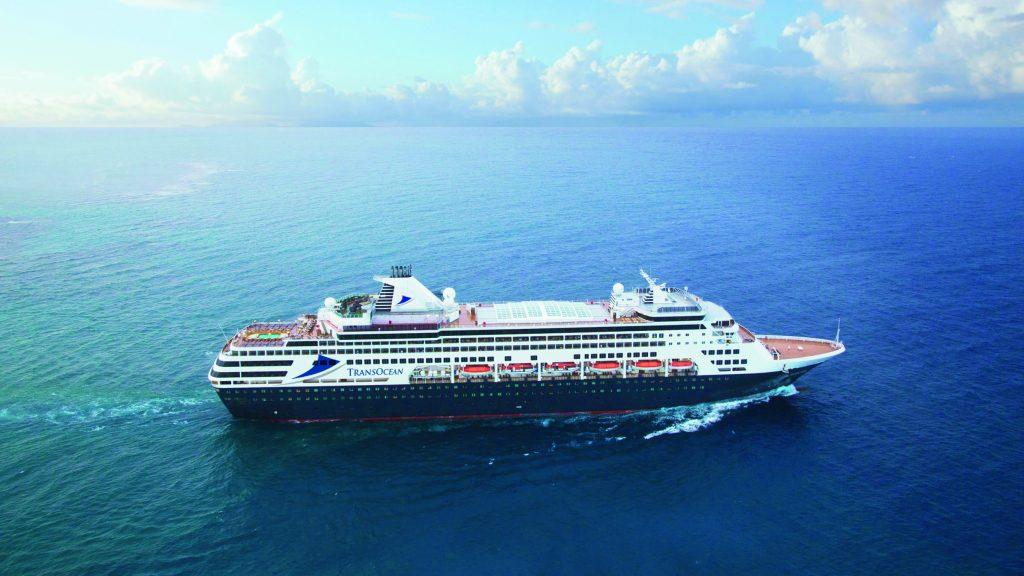 Transocean wird ein neues Schiff bekommen: die Muttergesellschaft CMV übernimmt diePacific Eden von P & O Cruises Australia. Das neue Schiff wird sowohl auf dem deutschen als auch auf dem australischen Kreuzfahrtmarkt vertrieben. Im europäischen Sommer (Mai bis Oktober) wird das Schiff für TransOcean Kreuzfahrten sowohl von Bremerhaven als auch von Kiel aus eingesetzt.