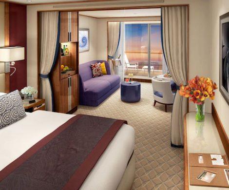 Die luxuriösen Suiten auf der Seabourn Ovation