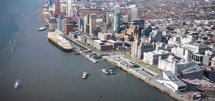 Die Stadtverwaltung von Liverpool hat die Pläne für ein neues Kreuzfahrtterminal genehmigt. Das neue Kreuzfahrtterminal soll 50 Millionen Pfund kosten und in den Docks am Mersey anstelle des alten Princes Jetty entstehen.
