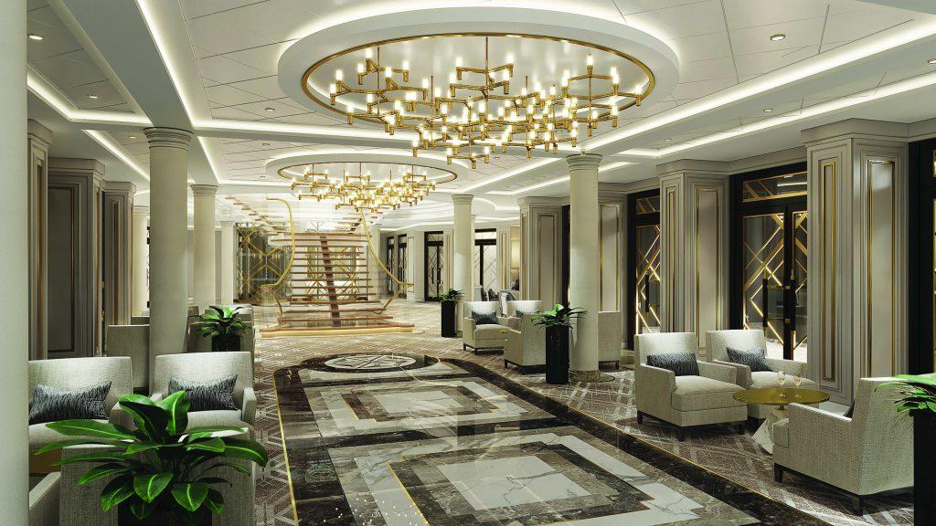 Luxusreisende können ab sofort die Routen der Jungfernsaison an Bord des neusten Schiffs von Regent Seven Seas Cruises buchen. Die Seven Seas Splendor soll im Februar 2020 vom Stapel laufen.