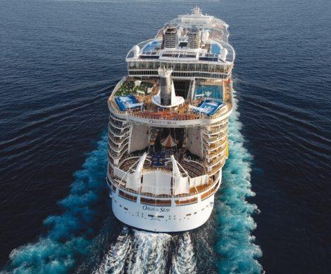 """Royal Caribbean hat ein großangelegtes Renovierungsprogramm angekündigt: zehn Schiffe sollen im Rahmen des Programms """"Royal Amplifies"""" umgebaut werden. Rund 900 Millionen US-Dollar wird Royal Caribbean Cruise Line bis 2020 in die bestehende Flotte investieren."""