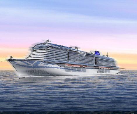 Auf der Meyer Werft begann nun der Bau des bisher größten Kreuzfahrtschiffes für den britischen Markt. Der Neubau wird Platz für 5200 Passagiere haben. Es ist das erste Mal seit 20 Jahren, dass P&O Cruises ein Schiff bei der Meyer Werft bauen lässt.