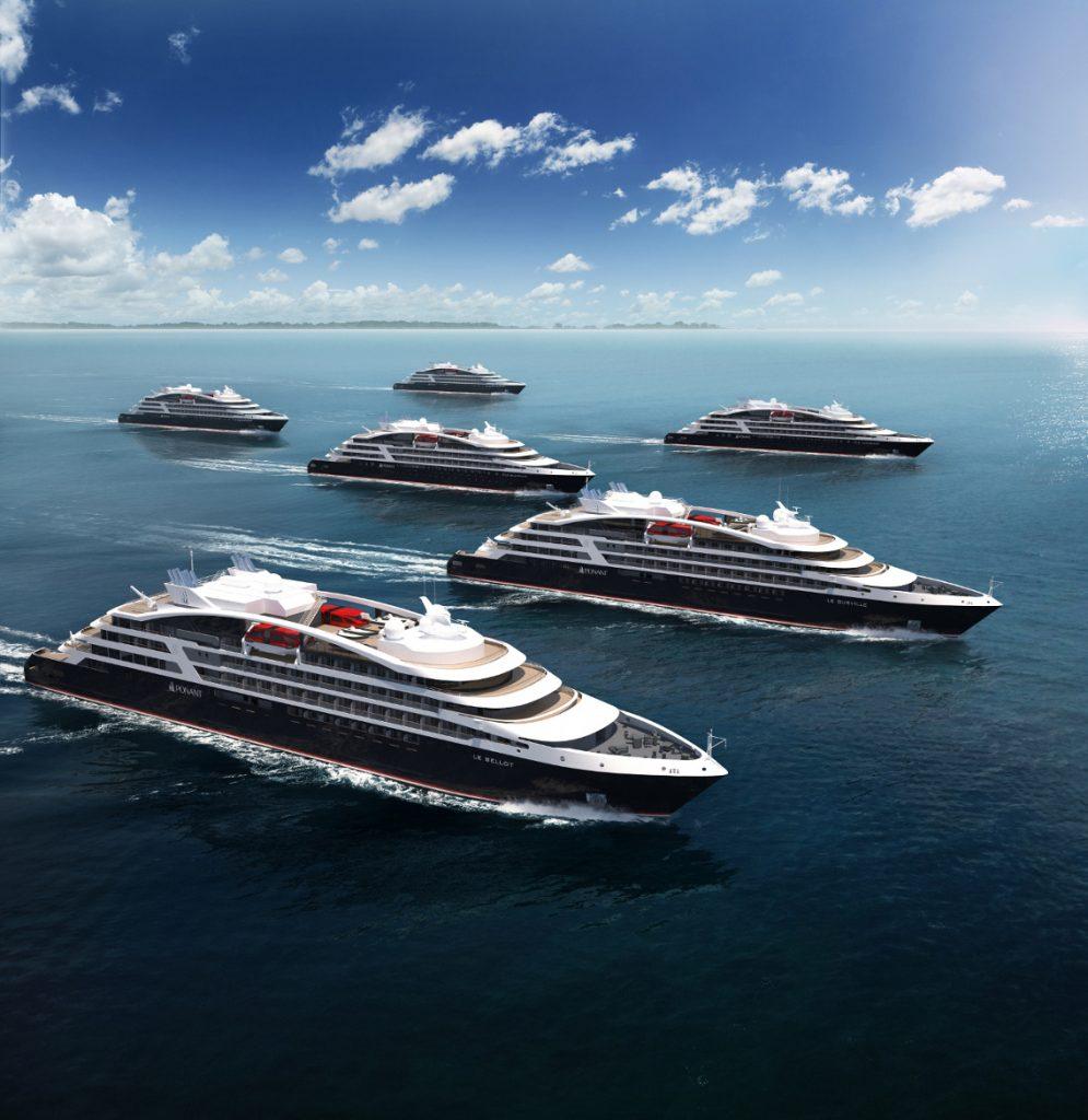 Es sind noch Restplätze auf den Jungfernfahrten der Ponant Explorers buchbar: die beiden Neubauten der neuen Schiffsklasse der französische Kreuzfahrtreederei ergänzen ab diesem Jahr die Flotte von Ponant.