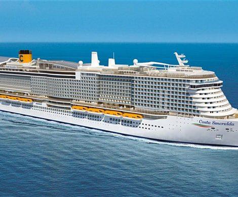 Die Costa Smeralda, neues Flaggschiff von Costa und derzeit im finnischen Turku im Bau, wird im Oktober 2019 den Dienst antreten. Das 6660-Passagiere-Schiff geht dann ab Hamburg während einer 15-tägigen Vernissage-Kreuzfahrt nach Savona