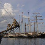 Mehr als drei Millionen Menschen haben in diesem Jahr die Kieler Woche besucht. Das sind genauso viele Gäste wie im vergangenen Jahr.