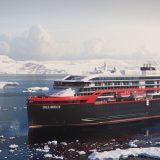 Hurtigruten übernimmt 100 Prozent der Anteile der Kleven Werft im norwegischen Ulsteinvik, die zwei Expeditionsschiffe für die Reederei baut