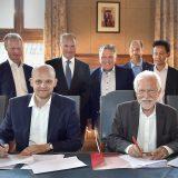 Die Meyer Werft und die Universität Groningen haben eine langfristige Kooperation vereinbart, um noch nachhaltigere Schiffe bauen zu können.
