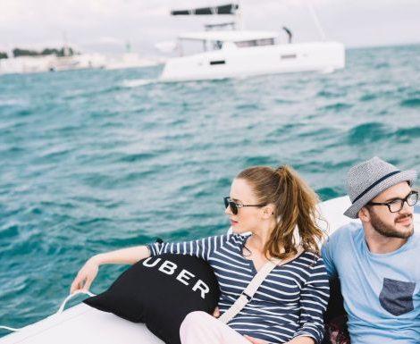 In Europa ist Uber Boat gestartet: über die Uber-App per Knopfdruck ein Schnellboot mieten oder einen individuellen Bootsausflug unternehmen.
