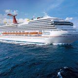 Carnival Cruise Line renoviert die Triumph für rund 200 Millionen US-Dollar und benennt es um. Die Carnival Sunrise wird im Mai 2019 wieder in See stechen.