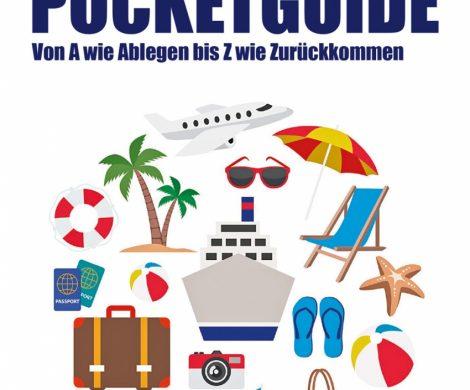 Buchrezension Kreuzfahrt PocketGuide von Monika Weber, Verlag DeliusKlasing: Für Kreuzfahrteinsteiger eine gute Vorbereitung