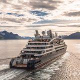 Ponant bringt erstmals seine neue Schiffsklasse nach Deutschland. Morgen, am Donnerstag den 30. August wird die Le Lapérouse in Lübeck-Travemünde einlaufen