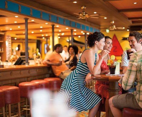 "Carnival Cruise Line spendiert bei Buchung bis 24. August 2018 (mind. 7-tägige Kreuzfahrt) das alkoholfreie Getränkepaket ""Bottomless Bubbles""."