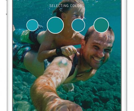 Royal Caribbean verwandelt mit dem innovativen Techniktool SoundSeeker Bildaufnahmen der Reisenden zu einem Video mit passendem Soundtrack.