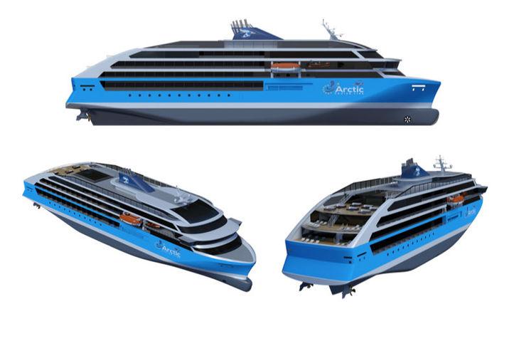 Arctic Cruise Line heißt das jüngste Startup bei Expeditionskreuzfahrten, das von Grönland aus bereits ab 2021 Kreuzfahrten in Polargewässern anbieten will.