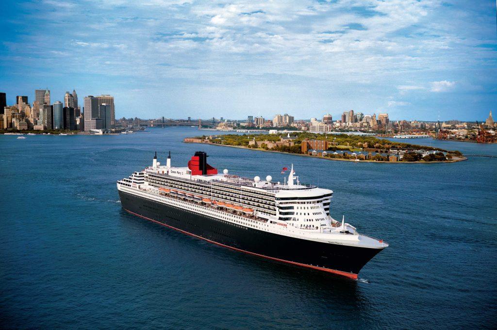 Cunard Line läuft mit den drei Queens in der Saison 2020 110 Ziele in 34 Ländern an, in zwölf Häfen sind die Schiffe das erste Mal.