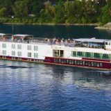 Das Schweizer Reisebüro Mittelthurgau mit der Flussreederei Swiss Excellence River Cruise übernimmt sein elftes Flussschiff. die Excellence Baroness.