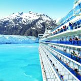 Princess Cruises hat den Katalog für den Winter 2019/2020 aufgelegt, fährt wieder in die Antarktis. und steuert mit18 Schiffen auf 170 Routen 380 Häfen an.