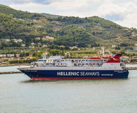 Griechenland: die Gewerkschaft der Seeleute (PNO) hat einen zweitägigen Streik bei den Fähren in der Ägäis und im Ionischen Meer begonnen