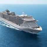 Die MSC Fantasia bietet ab der nächsten Saison eine überarbeitete Mittelmeerroute mit Übernachtaufenthalt in Neapel und längere Aufenthalten an.
