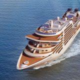 Die Seabourn Ovation, das neueste Schiff der Luxus-Kreuzfahrtreederei Seabourn, sticht in dieser Saison erstmals gen Asien in See.