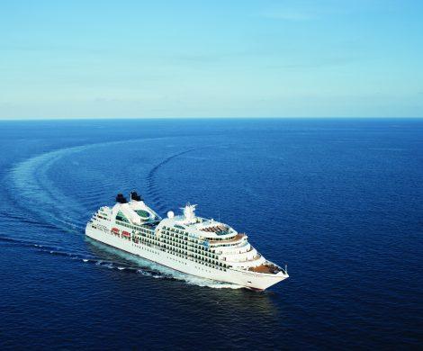 Die Sojourn geht als zweites Seabourn-Schiff nach Asien