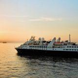 Silversea setzt erstmals die Durchquerung der Nordostpassage als Reise auf – dem spektakulären Seeweg nördlich des Polarkreises.
