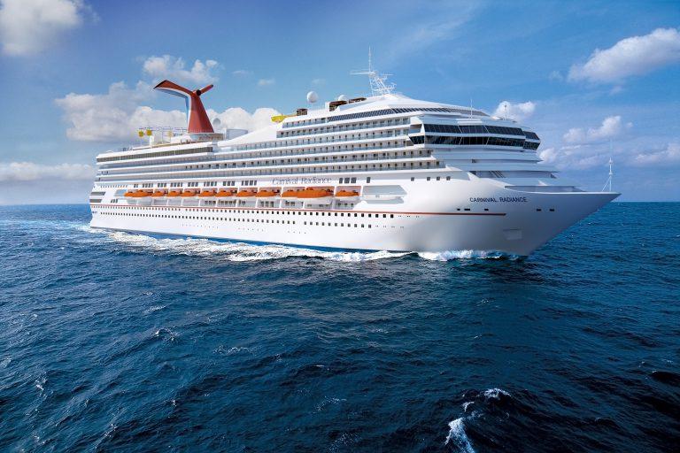 Mit der für 2020 geplanten Renovierung der Carnival Radiance beendet die amerikanische Reederei Carnival ihr 2 Mrd. US-Dollar-Erneuerungsprogramm.