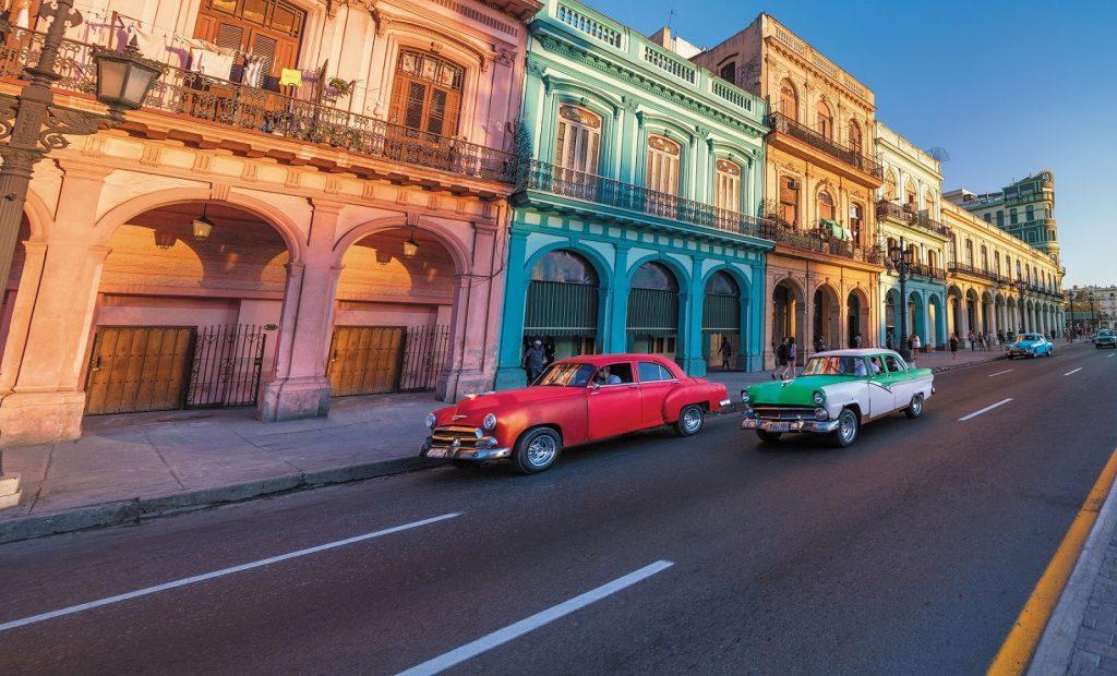 Silversea nimmt 2019 erstmals von den USA aus Kurs auf Kuba mit vielen Landausflügen nach Havanna, Santiago und Cienfuegos