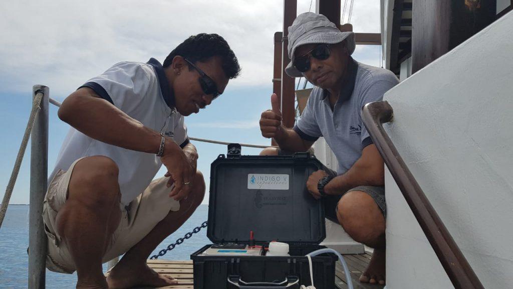 SeaTrek Sailing Adventures stellt umweltfreundliche Energietechnologien für die abgelegensten indonesischen Gemeinden bereit.