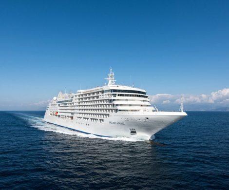 """Silversea Cruises hat einen Vorvertrag mit der Meyer Werft in Papenburg für den Bau zweier Schiffe der neuen """"Evolution Klasse"""" unterzeichnet."""