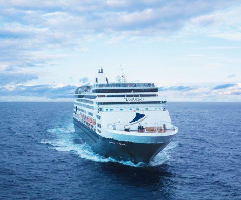 Transocean Kreuzfahrten wird das neue Flottenmitglied Vasco da Gama am 9. Juni 2019 in Bremerhaven taufen und mit einem großen Festakt feiern.