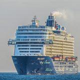 Das Design-Büro 3deluxe hat für die Mein Schiff 1 von TUI Cruises für die Gestaltung der Decks und des Sportbereichs den German Design Award 2019 erhalten.