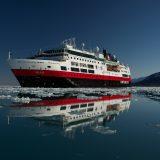 Hurtigruten lässt das Expeditionsschiff Fram umfassend modernisieren mit neuen Suiten, neuen Kabinen und umweltfreundlicheren Motoren