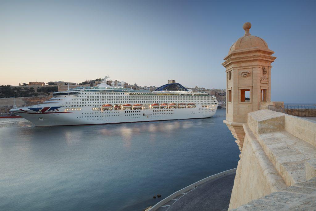 """Jetzt buchen, bis März 2020 eine Seereise genießen mit Sparpreisen sowie attraktivem Bordguthaben beim """"Herbstspecial"""" von P&O Cruises"""