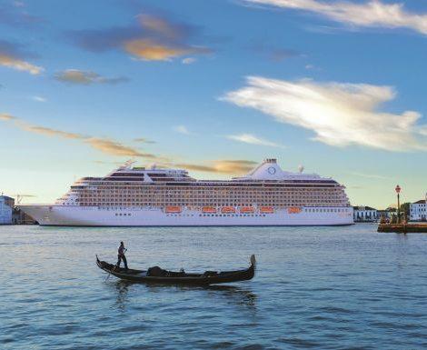 Die Marina von Oceania