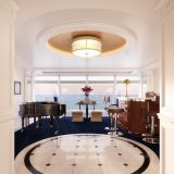 Oceania Cruises renoviert die 1.250-Gäste-Schiffe Marina und Riviera mit völlig neuen Suiten, exklusiv eingerichtet mit Ralph Lauren