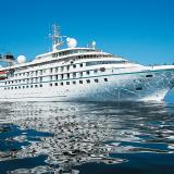Windstar Cruises lässt die drei Luxus-Kreuzfahrtyachten Star Breeze, Star Legend und Star Pride um 26 Meter verlängern und für 250 Mio Dollar modernisieren