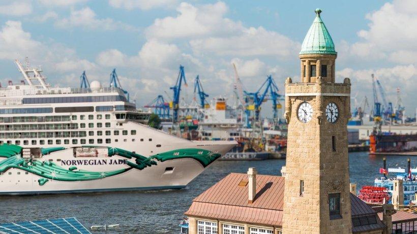 Rückschlagfür denKreuzfahrtstandort Hamburg: DieUS-Reederei Norwegian Cruise Line(NCL) zieht ihr Schiff Norwegian Jade nächstes Jahr aus Hamburg ab.