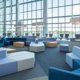 Mit Kreuzfahrtterminal A im Hafen von Miami kann die nächste Generation an Megalinern abgewickelt und die Boardingzeit auf 10 Minuten verkürzt werden